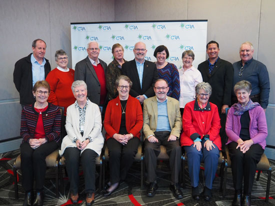The new CRA National Council