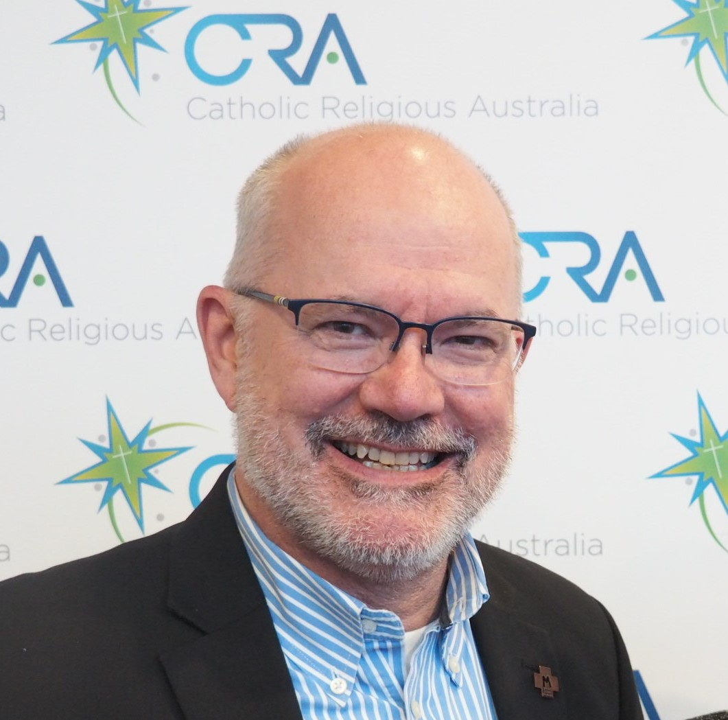 Peter Caroll FMS, President of CRA.jpg