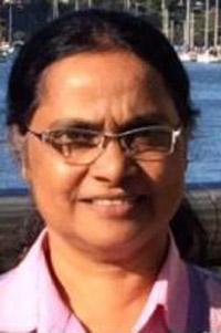 Sister Shalini Philomina Mathew SSpS