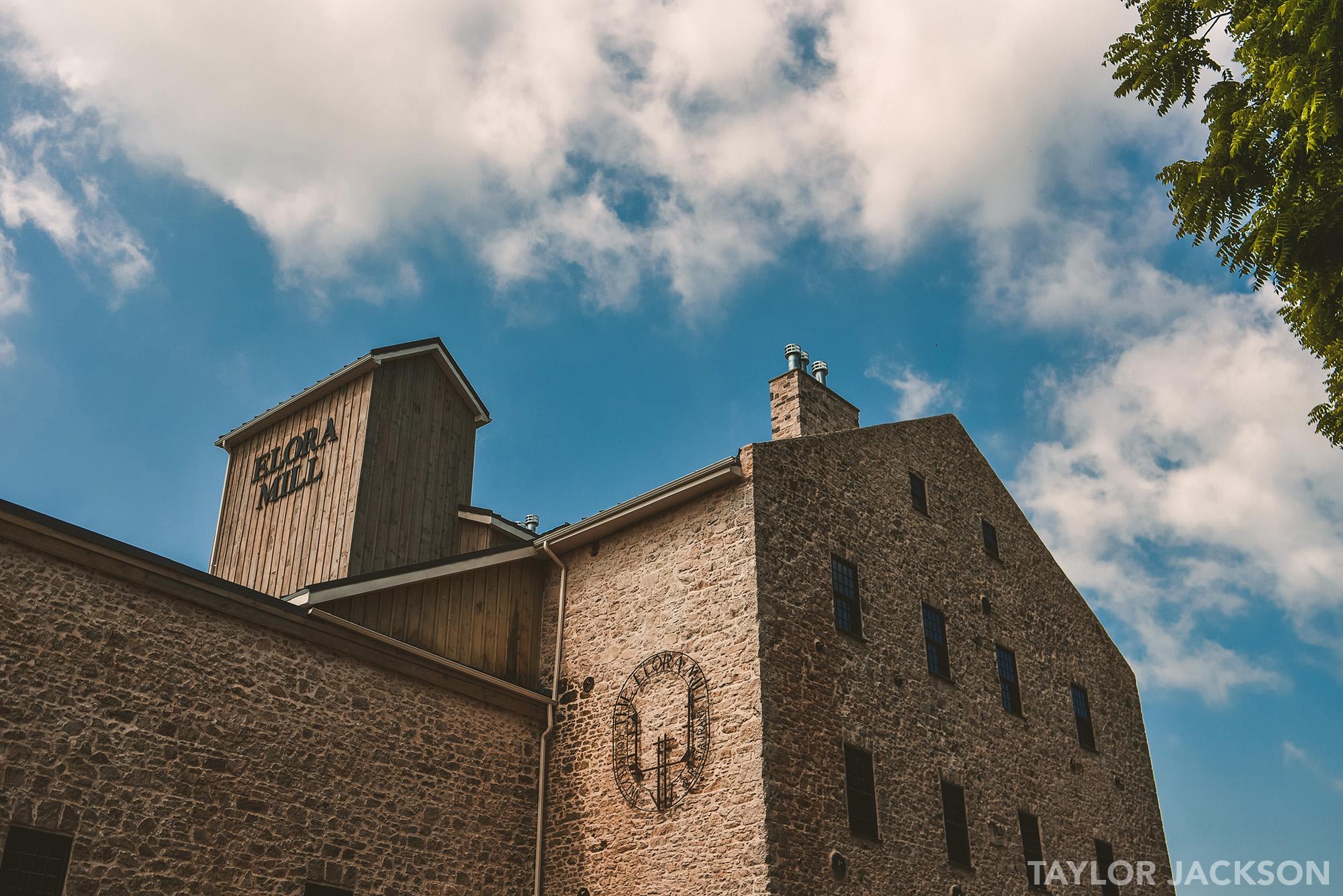 Elora Mill Ontario