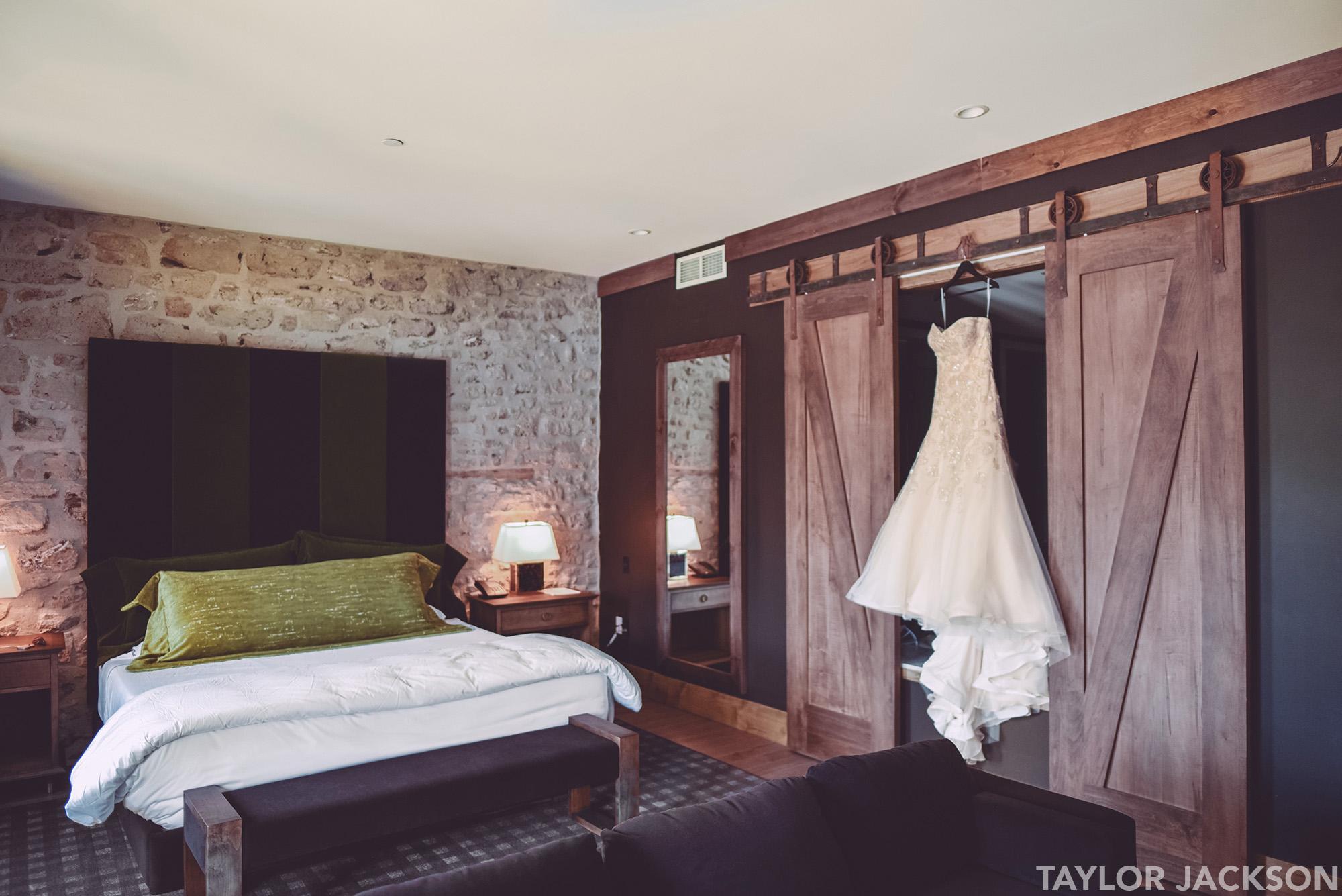Elora Mill Hotel Room