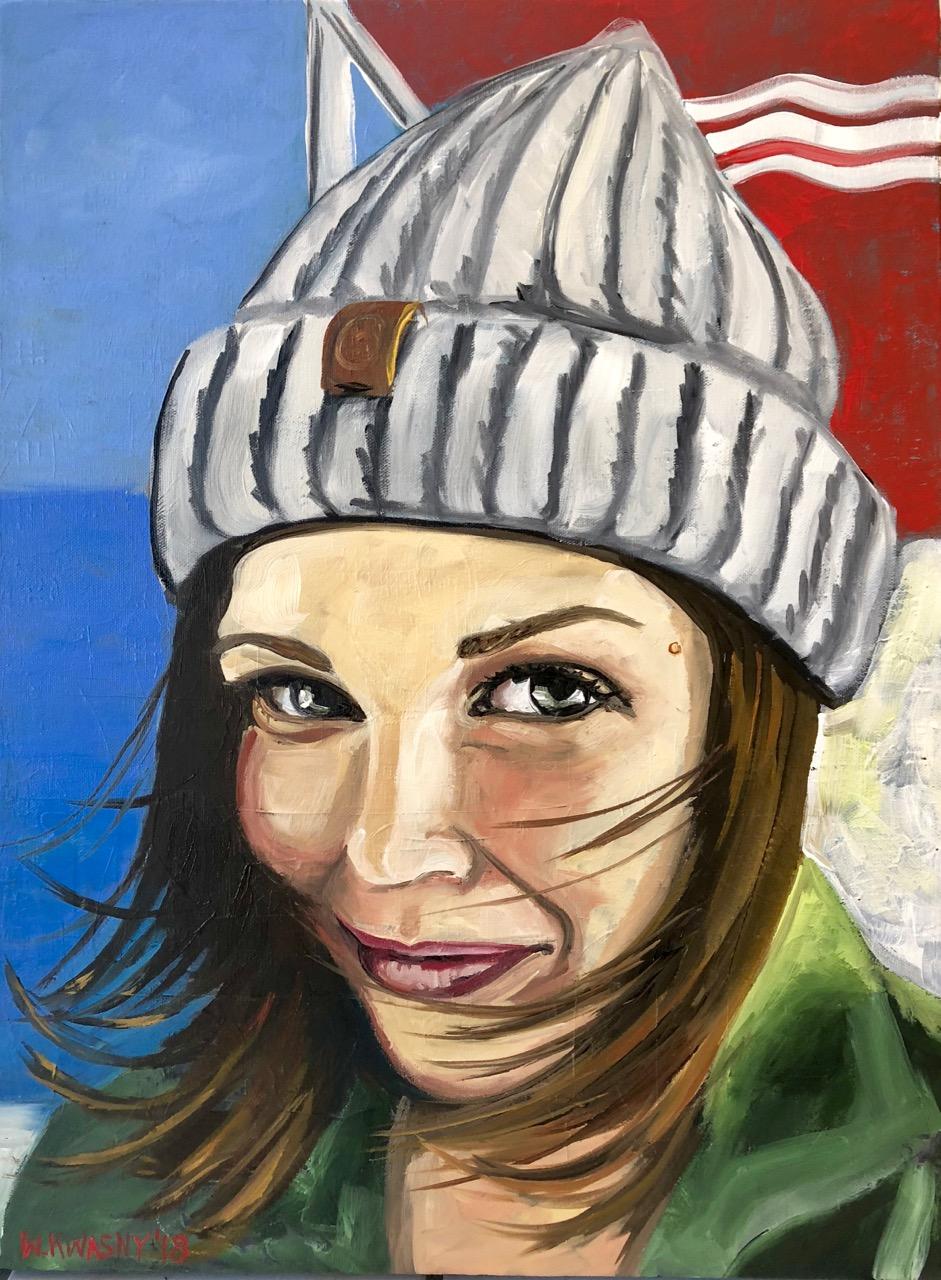 Aimee Sailing