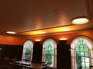 - Art Deco Heritage Light Fittings - National Trust Building, North Shore, Sydney