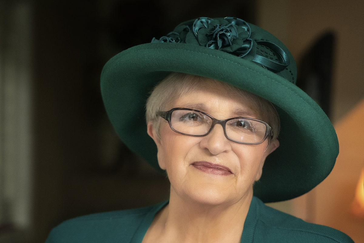 Glenna Combs, CEO of Sycamore Hollow Hats LLC