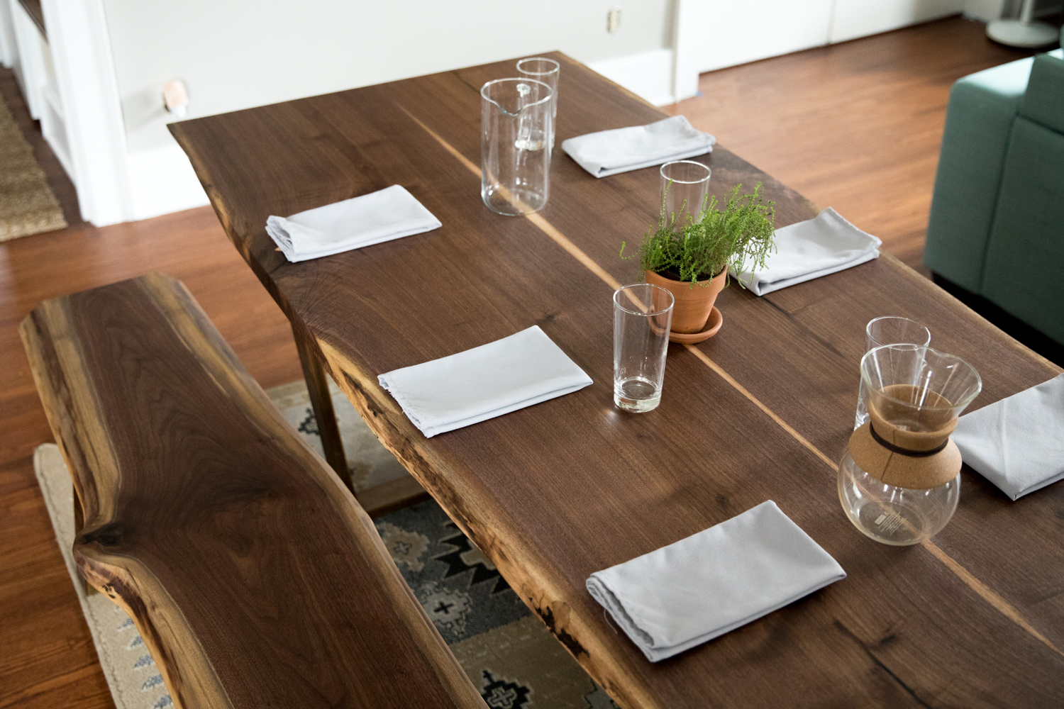 Big Tooth Co_Fort Wayne Indianapolis Woodworking _Walnut Dining Table (28 of 51).jpg
