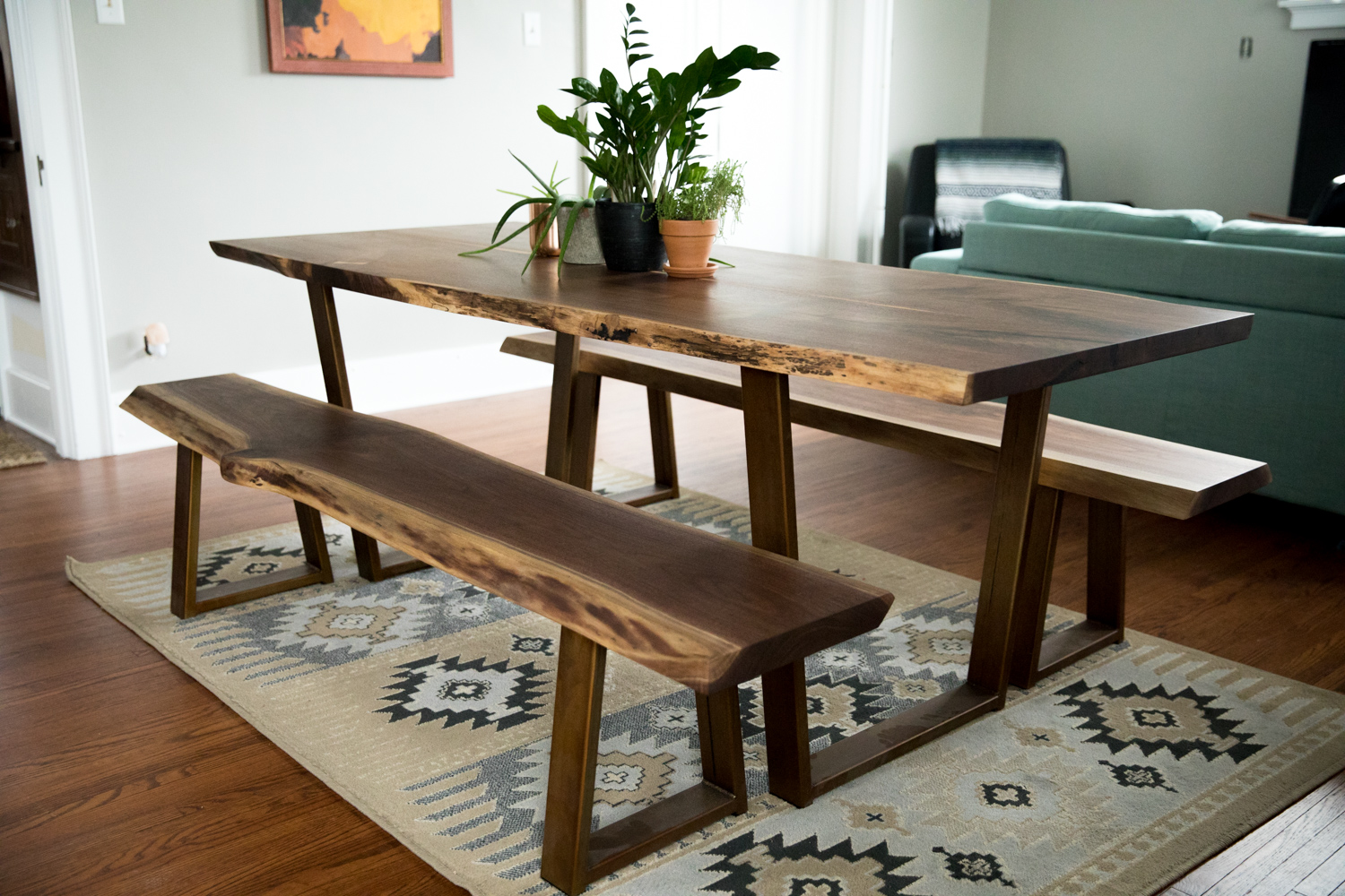 Big Tooth Co_Fort Wayne Indianapolis Woodworking _Walnut Dining Table (38 of 51).jpg