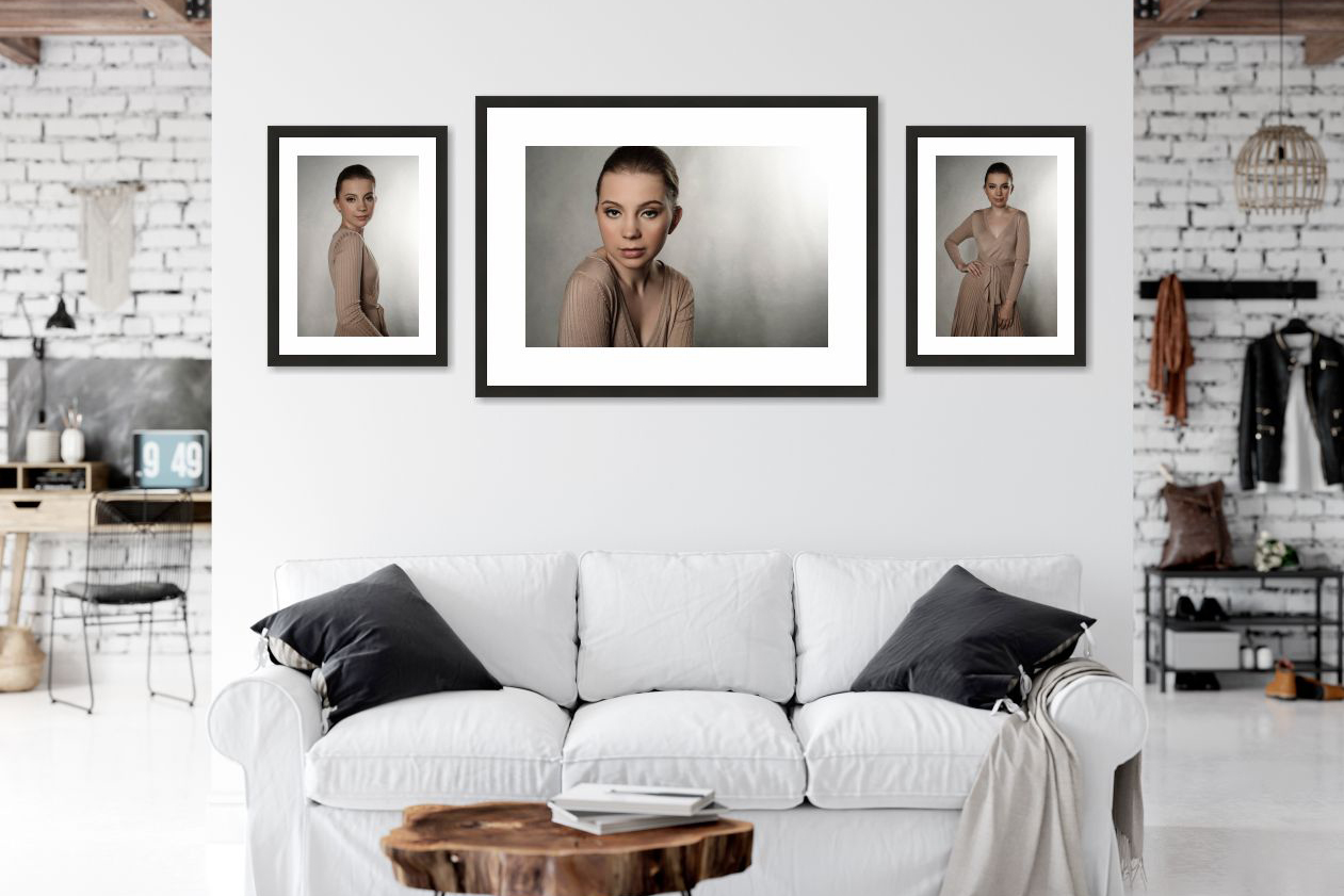 Ines Piquet Images Wall Portraits