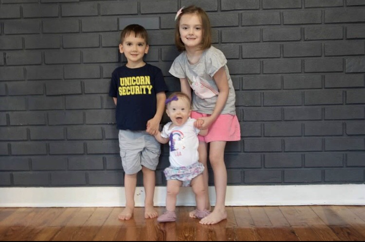 Jack, Lila, and Ella.