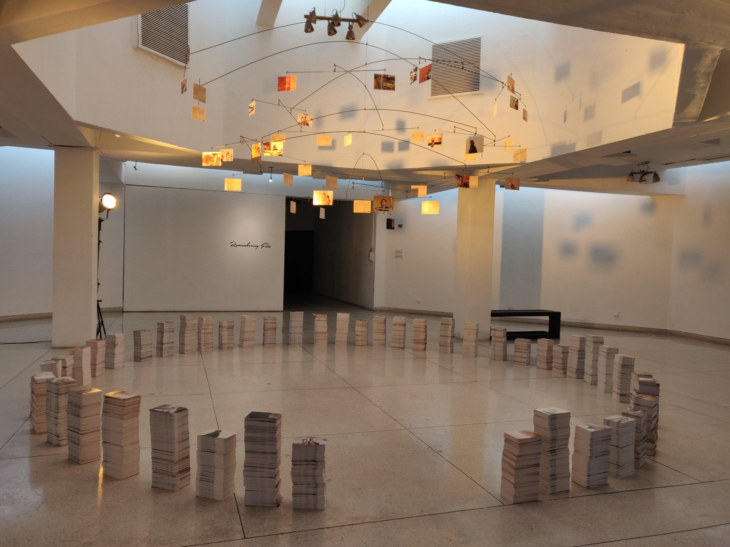 Shahi Hamam-Lahore Biennale, March 2018