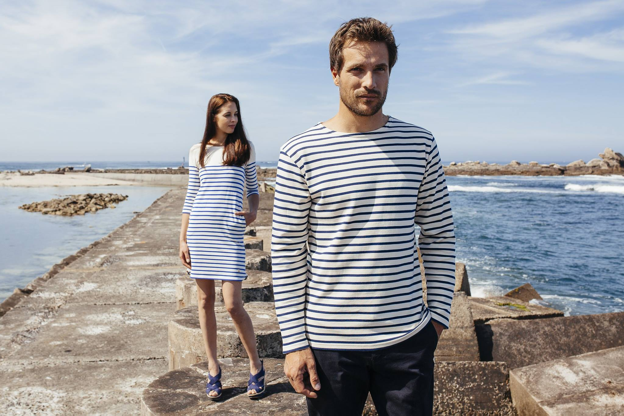 ARMOR LUX STRIPES FASHION GET STOCKED FRENCH BRAND