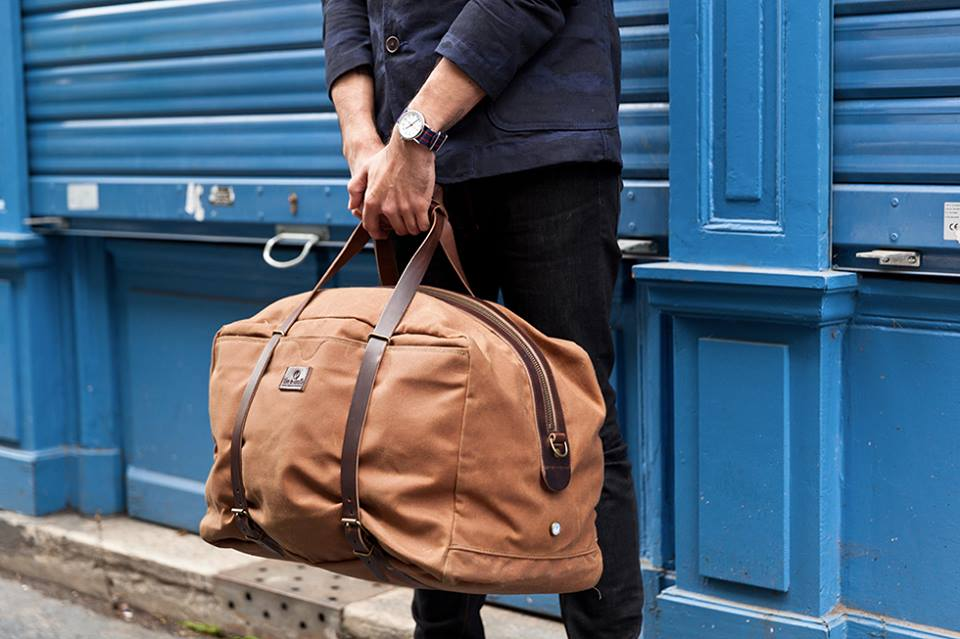 BLEU DE CHAUFFE BAGS GET STOCKED FRENCH BRANDS