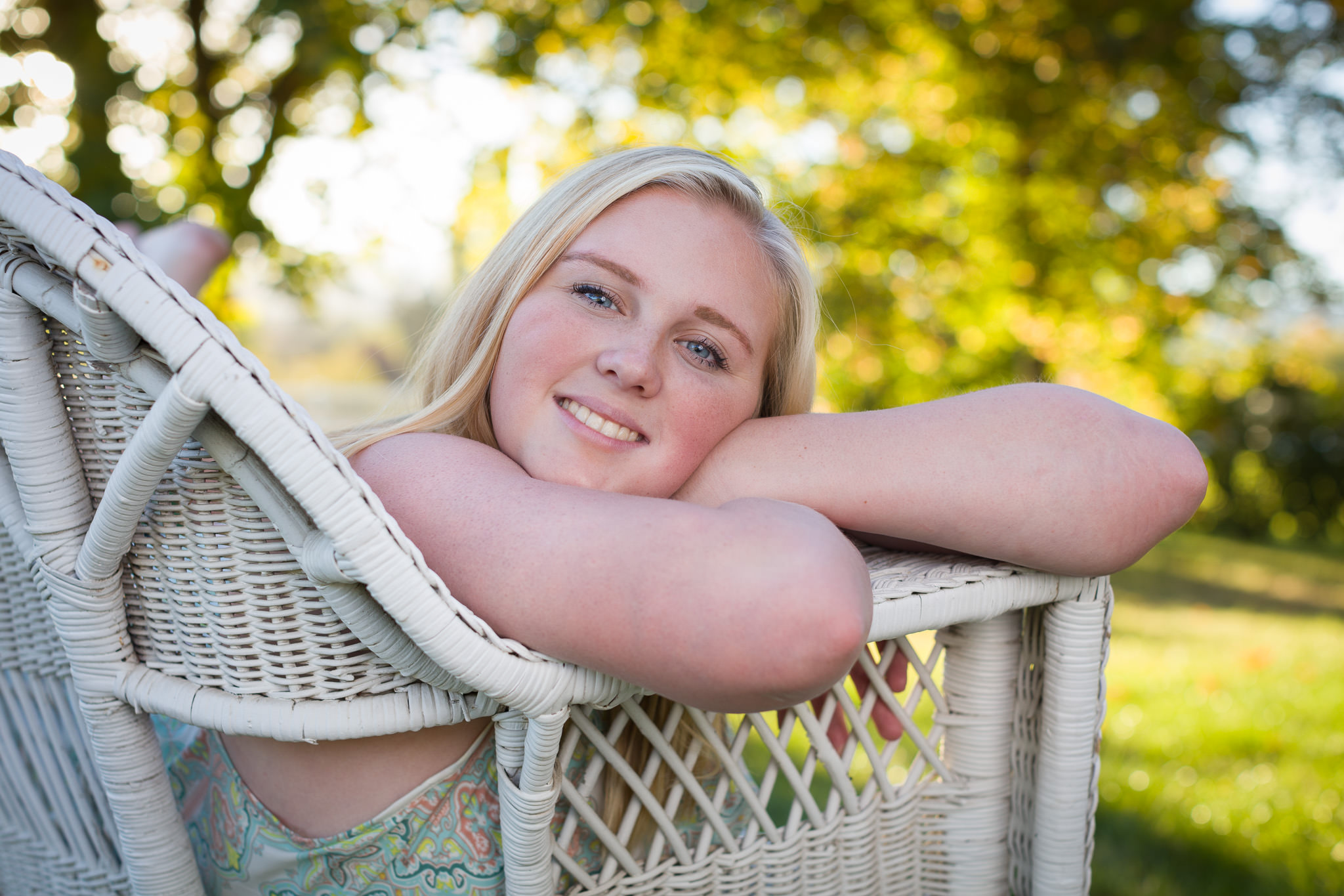 Hood River Senior Portraits