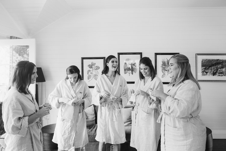 Courtney and her best ladies at Bendooley Estate, Southern Highlands by  Milton Gan Photography
