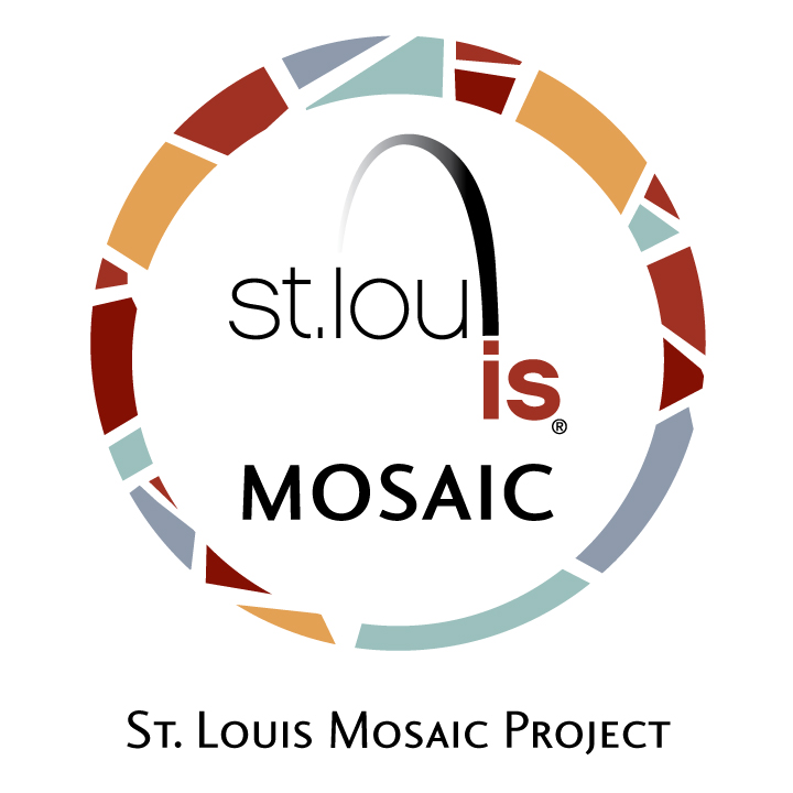 - The St. Louis Mosaic Project is a regional initiative within the St. Louis Economic Development Partnership and the World Trade Center St. Louis. St. Louis aims to be a cultural mosaic because this community believes that immigrants invigorate our region. We want to share our community with its great neighborhoods, outstanding schools, plus some of the best hospitals and cultural destinations in the world.