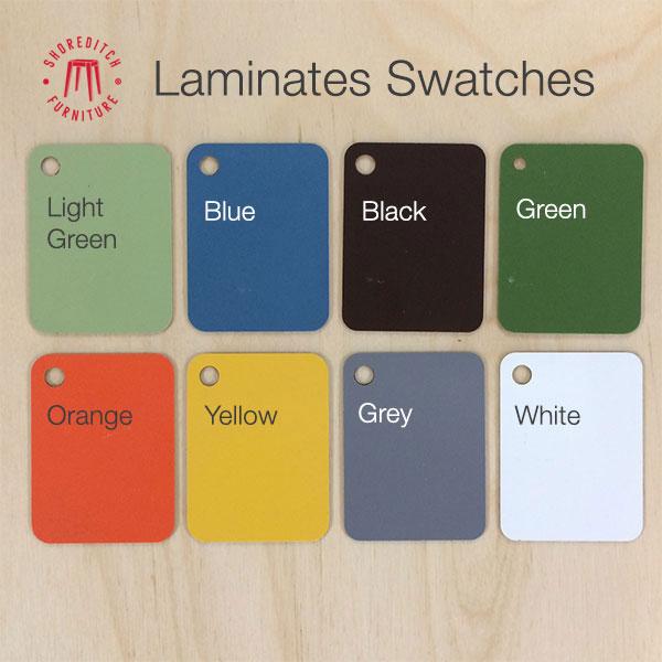 Laminates available
