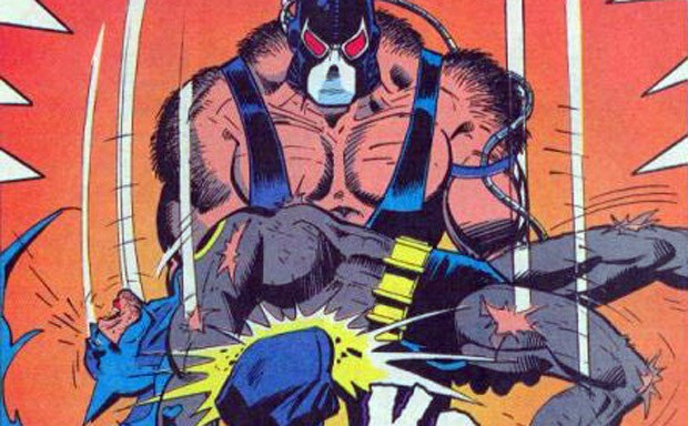 batman and bane
