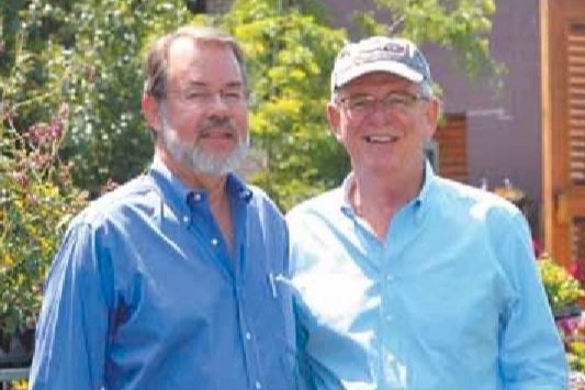 John McPheeters and Dan Burkhardt, co-founders of Magnificent Missouri