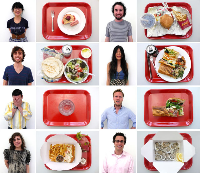 "BuzzFeed Last Supper  was a self-authored post asking BuzzFeed staff the question, ""The Rapture is a week away; what would your last meal be?"""