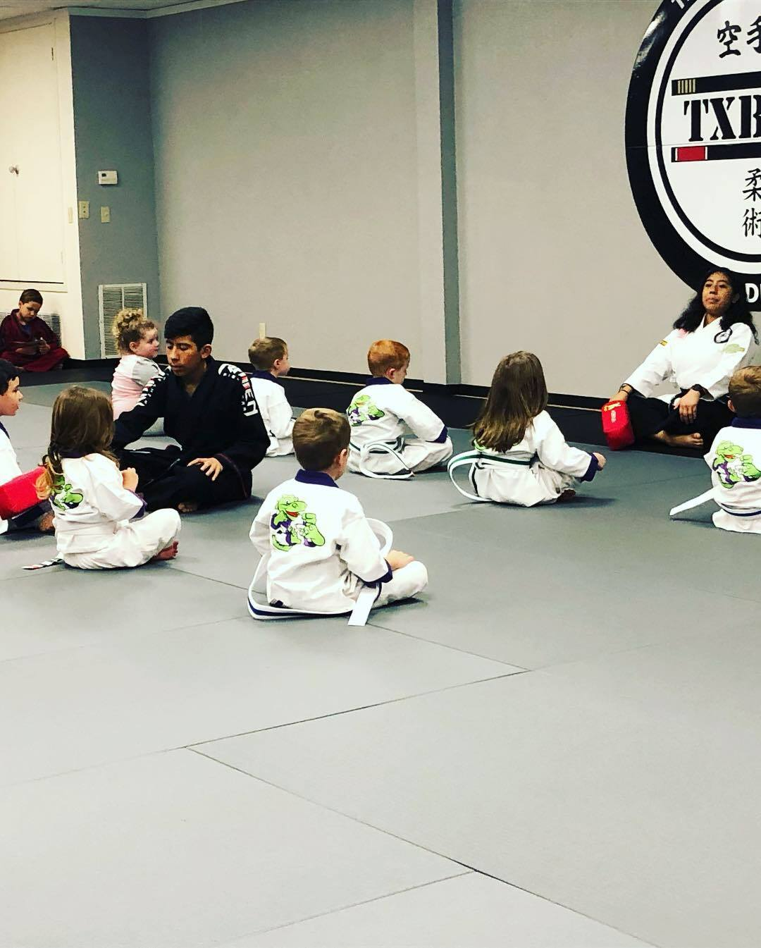 Kids Learning Focus and Self Discipline!