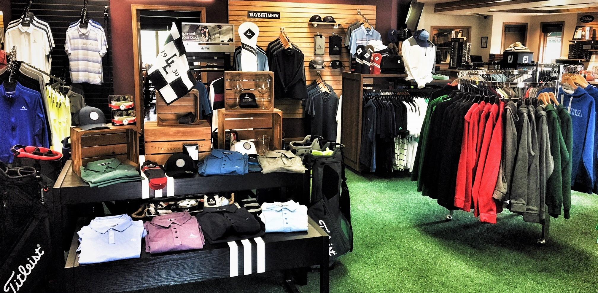 - The Shop