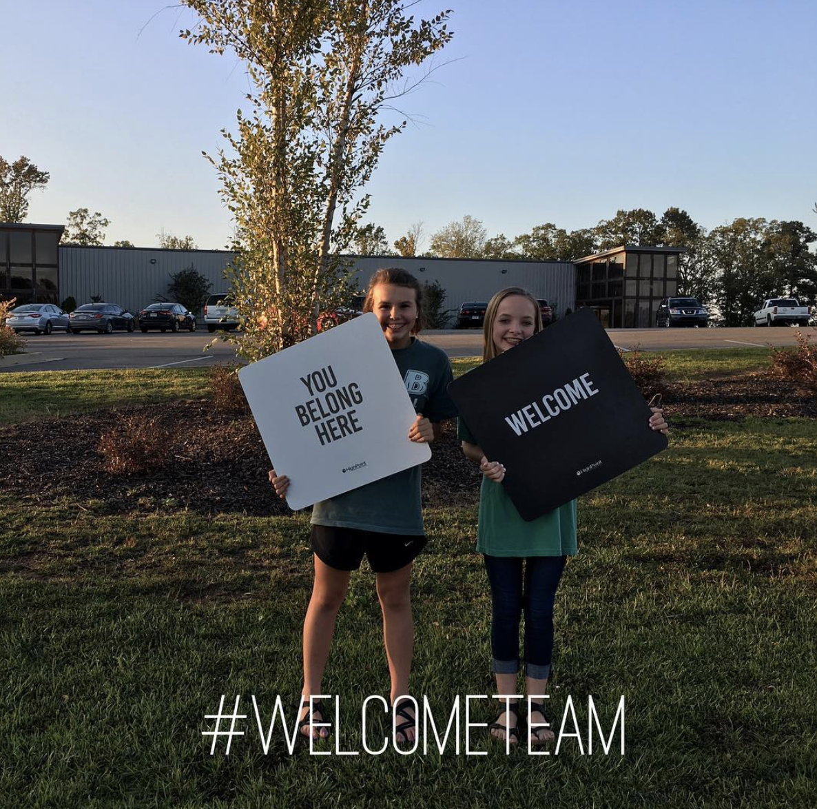 Student Leadership - Welcome Team. Summer event planning. Investing in younger kids. If any of these things sound like something you are interested in then you need to join our Student Leadership Team.If you are interested email Matt Ragsdale at mattr@highpointcommunitychurch.org