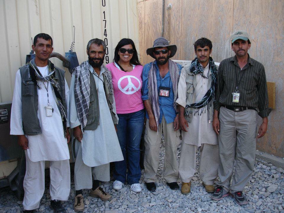 Working with the Locals in Afghanistan