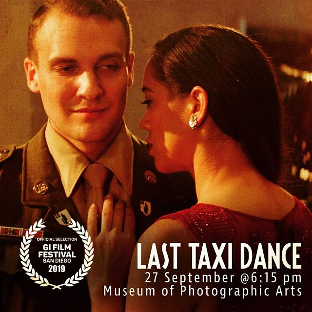 Psst, have you heard? #lasttaxidance screens next month in San Diego as part of this year's #gifilmfestival! Stoked to introduce the film to a new audience and continue our festival run in SoCal!