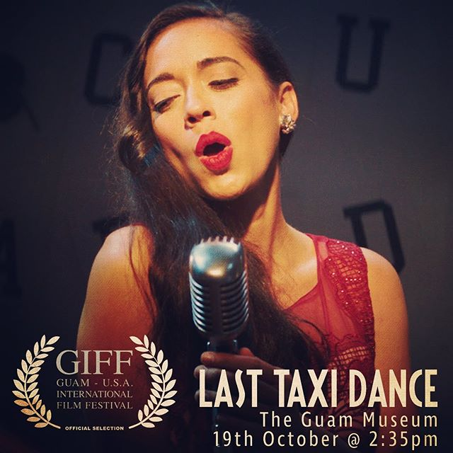 Hafa Adai @guamfilmfestival! Next month, the mele crosses the Pacific to join the festival in a showcase with our fellow @picpacific shorts. Grateful to share in this year's celebration! #lasttaxidance
