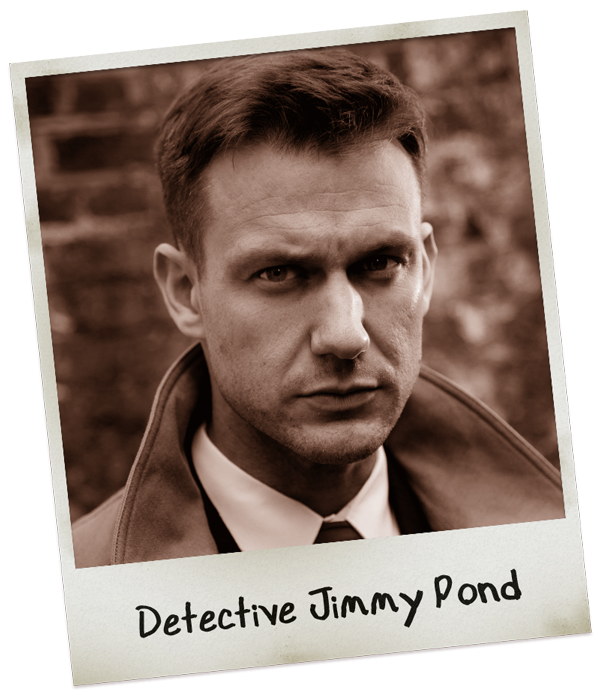 Detective Jimmy Pond