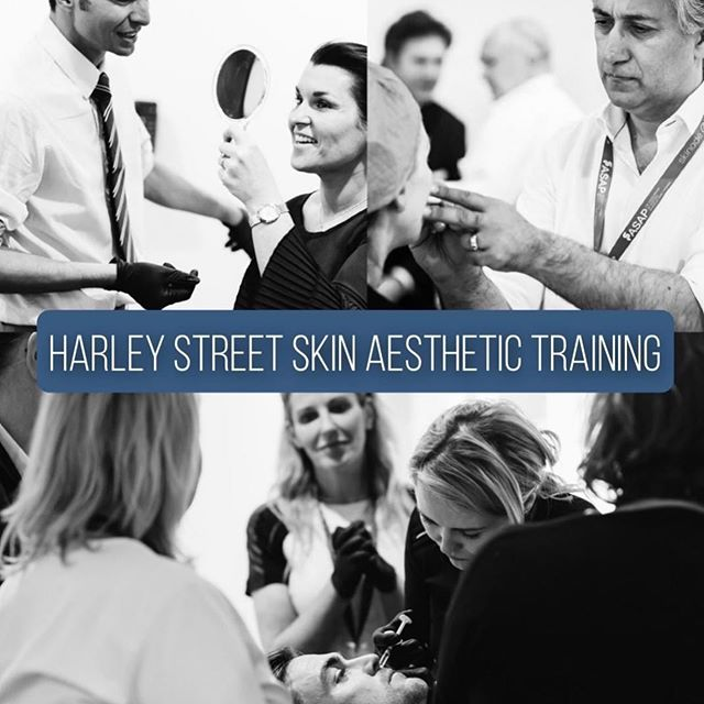 On the 14th and 15th September 2019, Aesthetic Training Academy directors Drs Emma and Simon Ravichandran will be hosting a 'Foundation Injectables' and 'Advanced Injectables' training course alongside Dr Aamer Khan at Harley Street Skin Aesthetic Training in London.  Limited spaces available.  For more information or to book please follow the web address in our bio.  #HSSATraining #HSSA #ata #aestheticmedicine  #aesthetictraining #aestheticmedicinetraining #aestheticmedicinecourses #HarleyStreet #London #botulinumtoxintraining #botoxtraining #Botoxtrainingcourses #botoxtraininglondon #botoxtrainingharleystreet #dermalfillertraining #dermalfillercourse #dermalfillercourses #dermalfillerlips #injectables #injectablescourses #injectablesharleystreet #draamerkhan #aestheticeducation #aesthetics #excellence