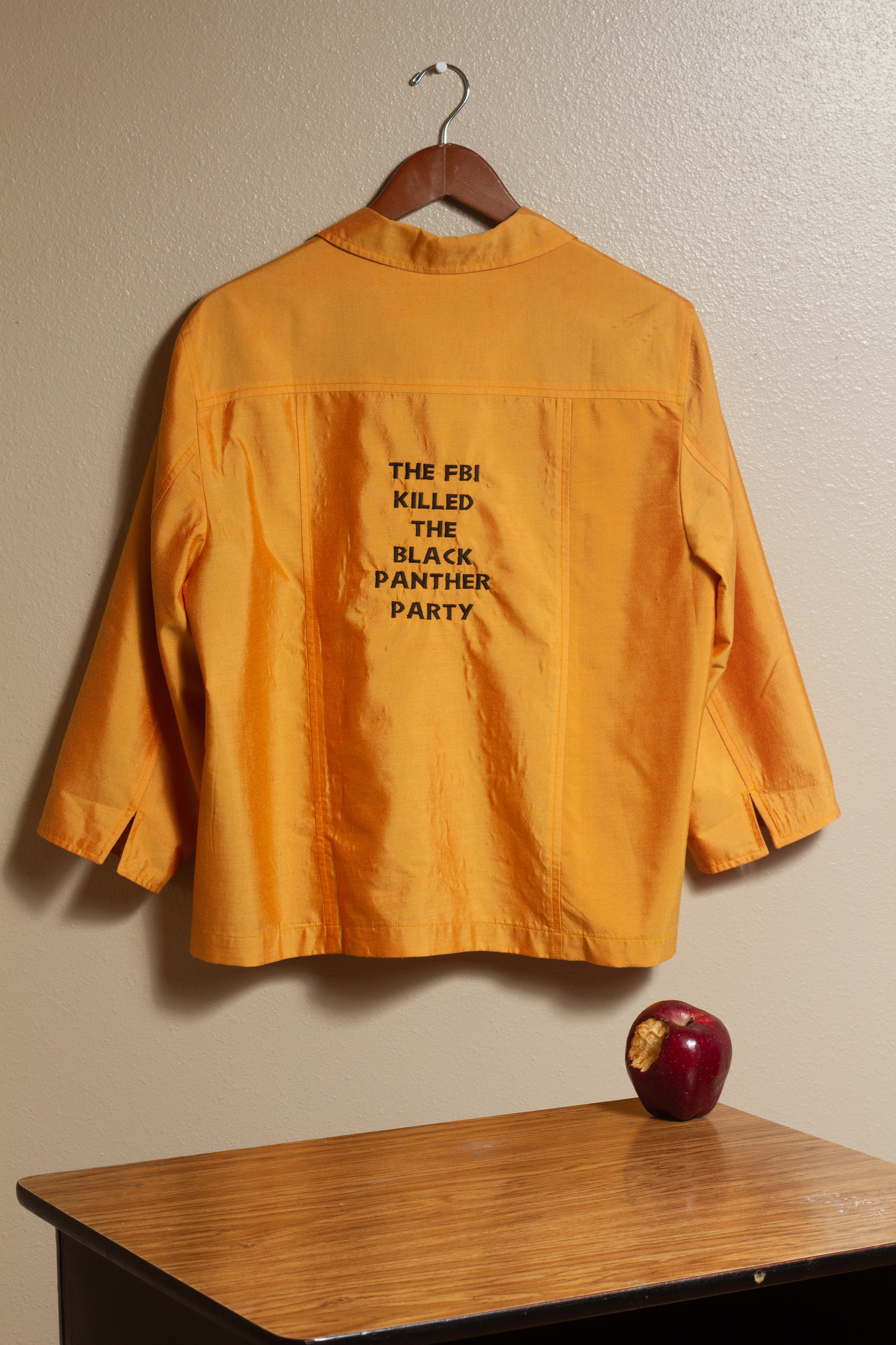The FBI Killed the Black Panther Party - Jacket