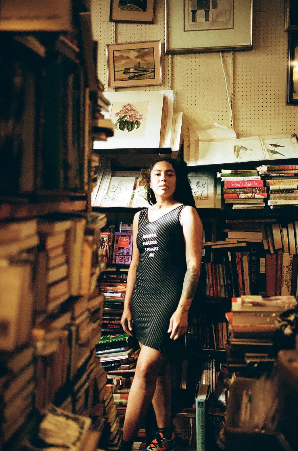 Assata Shakur Taught Me - Dress