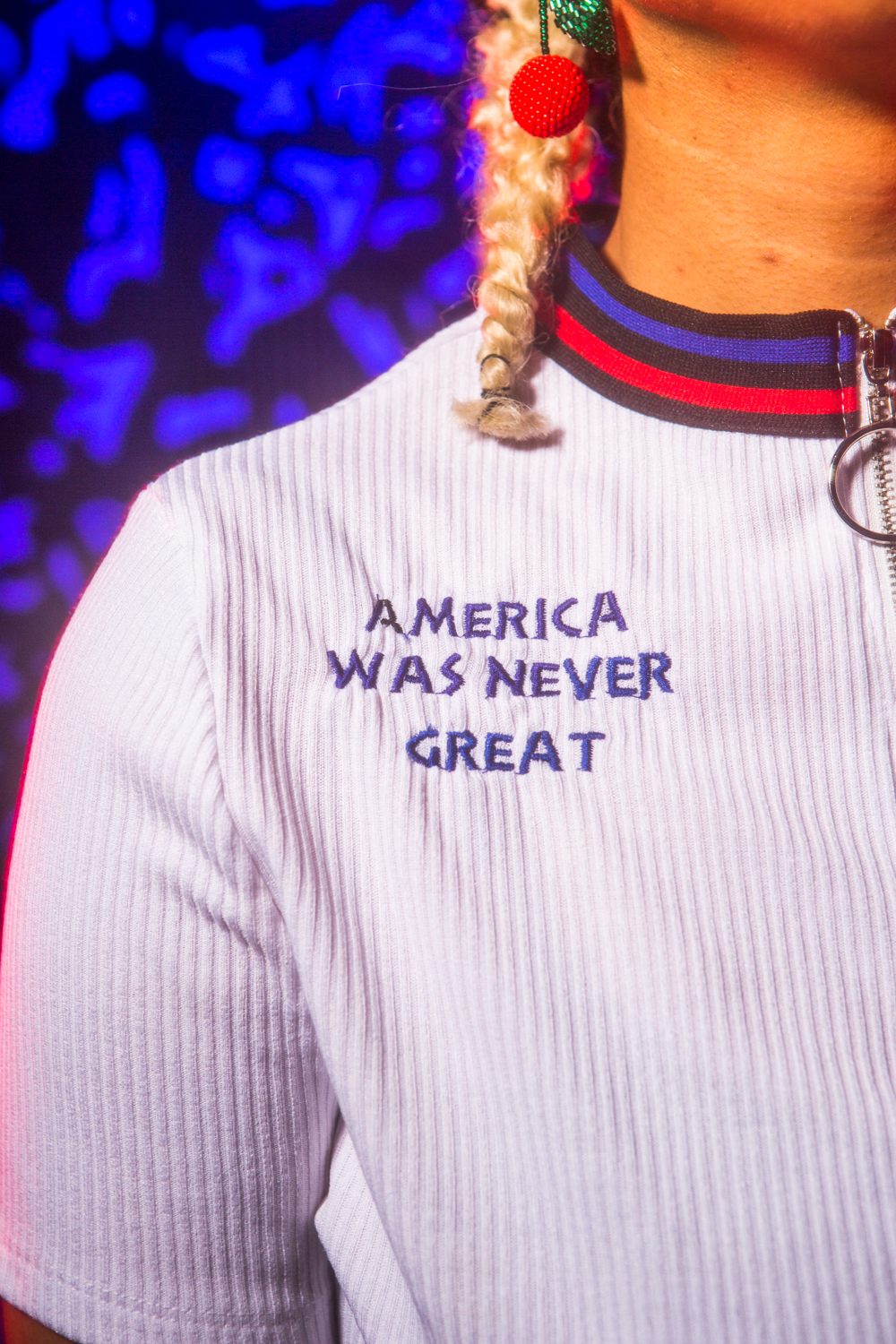 America Was Never Great - Blouse