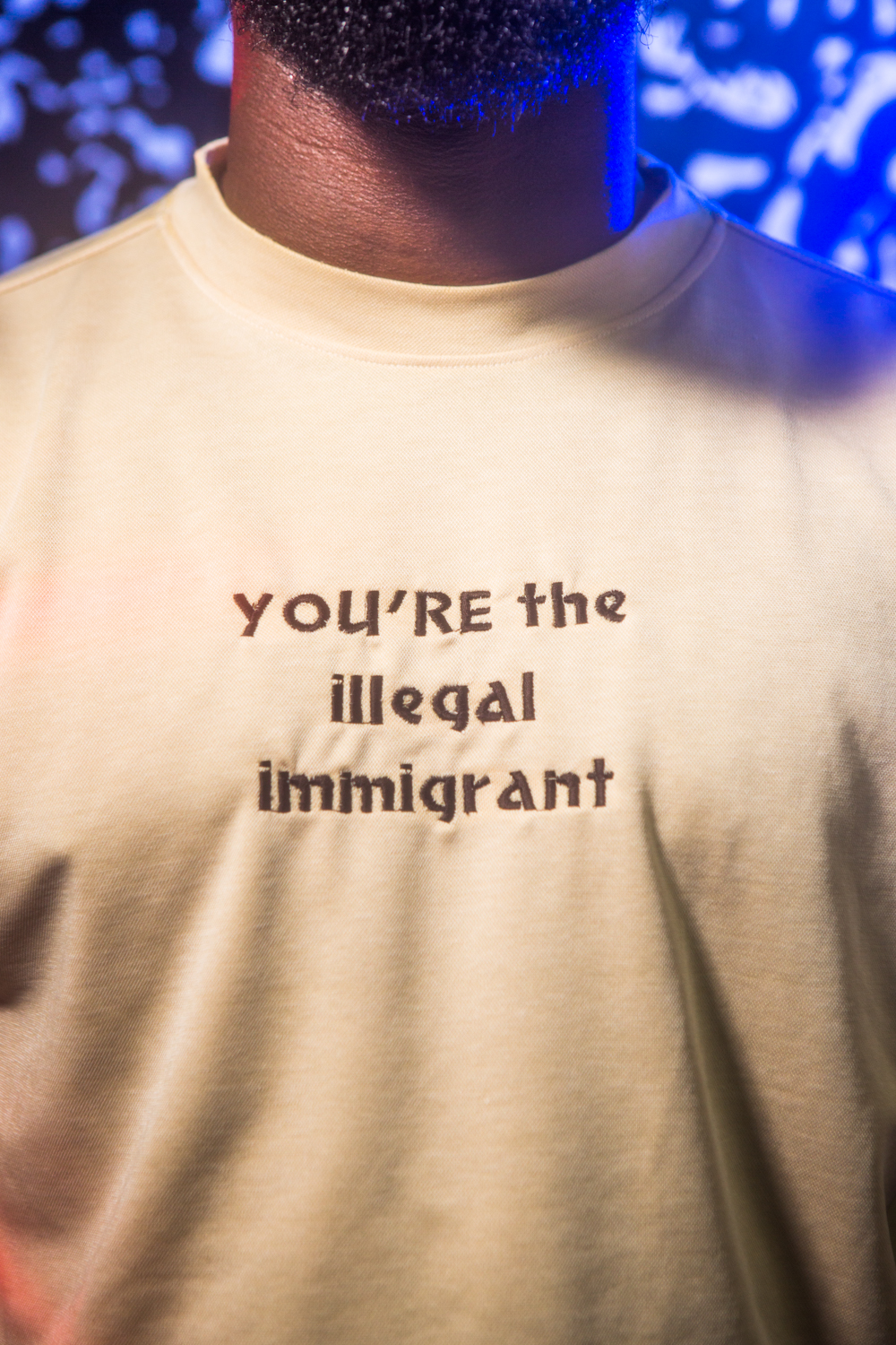 YOU'RE The Illegal Immigrants - Tee