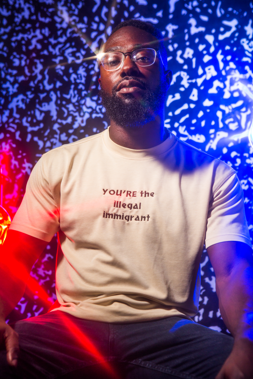 YOU'RE The Illegal Immigrant - Tee