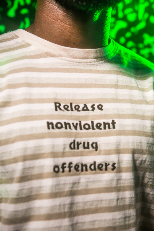 Release Nonviolent Drug Offenders