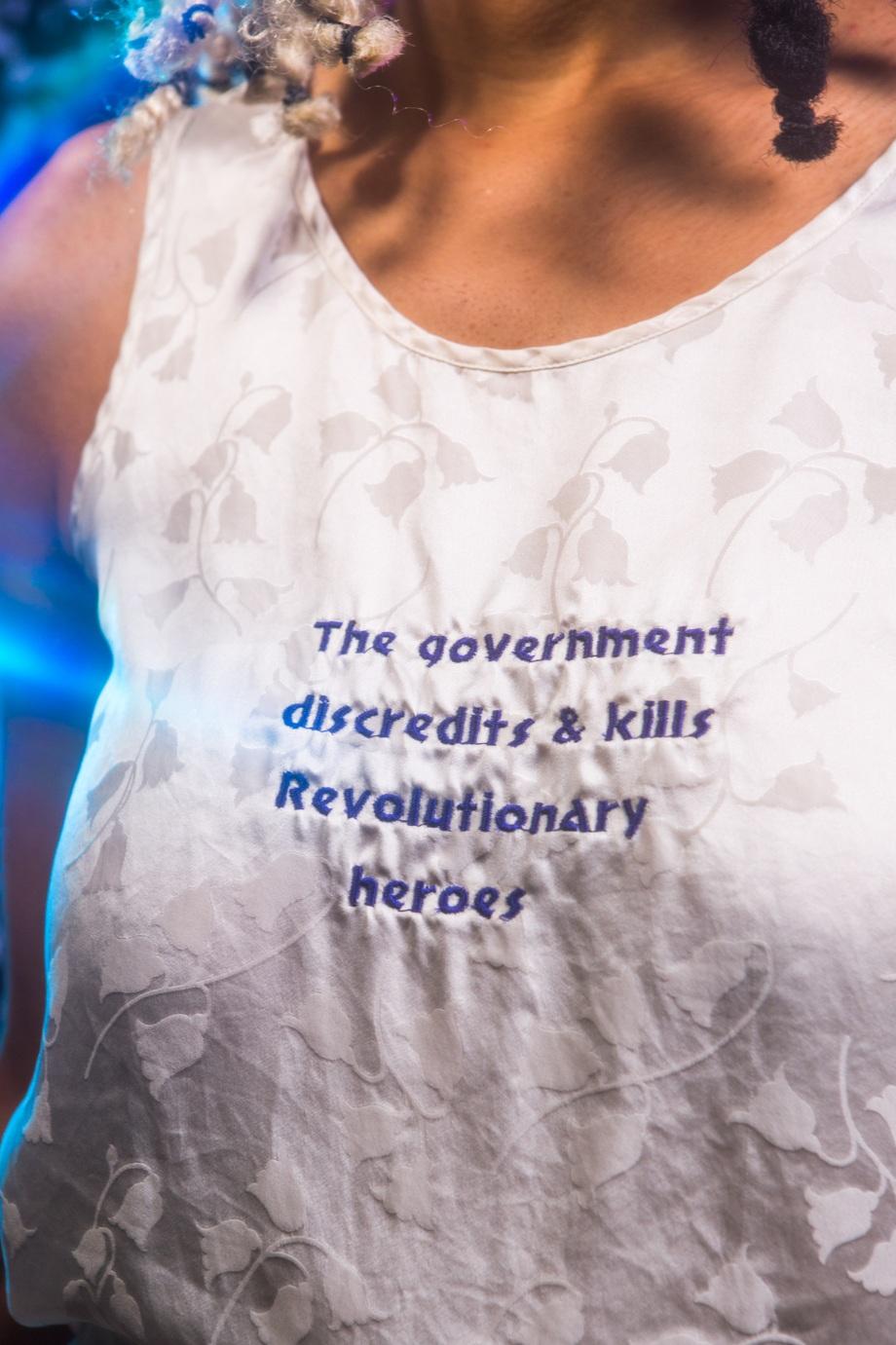 The Government Discredits & Kills Revolutionary Heroes - Tank