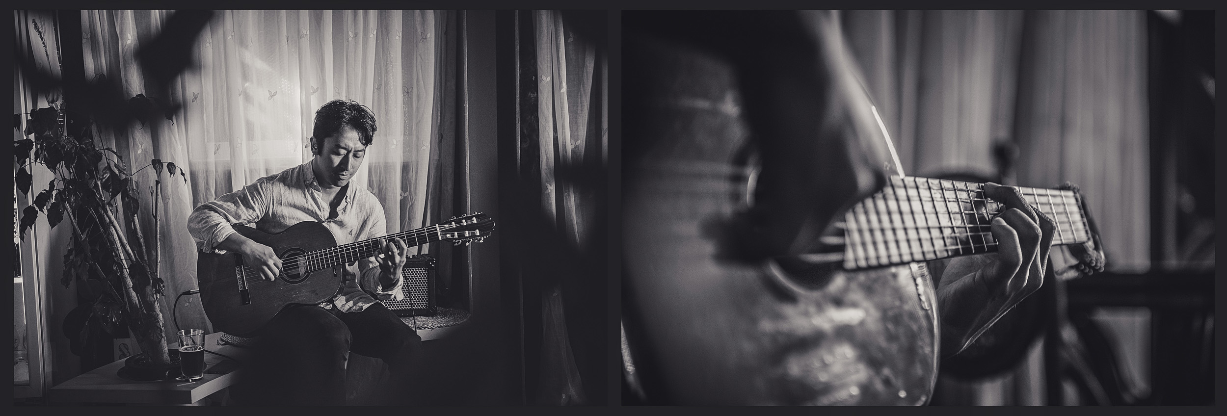 guitarist Taehun Lee