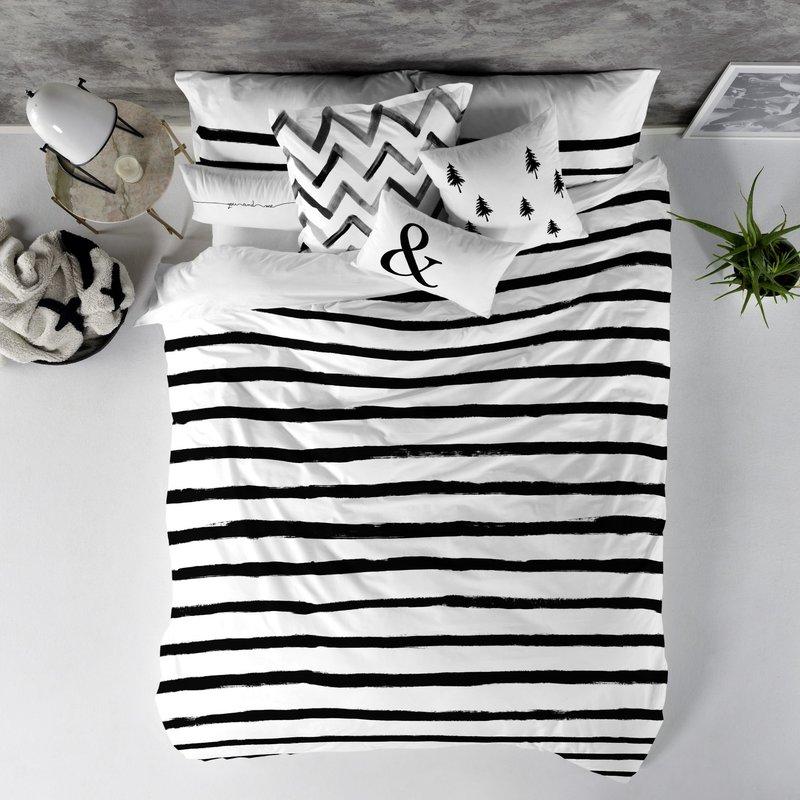 Stripes Duvet Cover Set from Wayfair