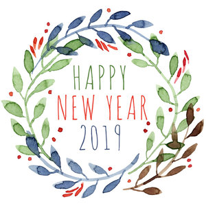 Happy New Year 2019 from Simply Imperfect Life!