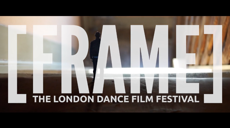 Disability and Dance film, Frame Festival, Kingston, UK, 2016 -