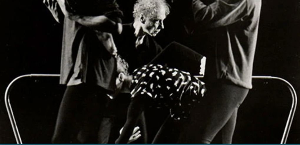 Programmer – Merce Cunningham at 100 Flatpack Film Festival -