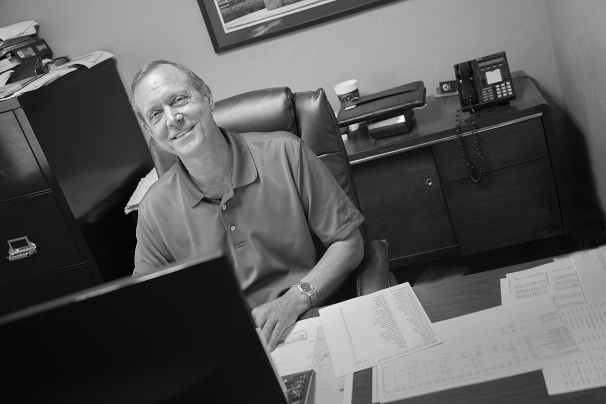 Rowland Plutchak- CFO/ Controller