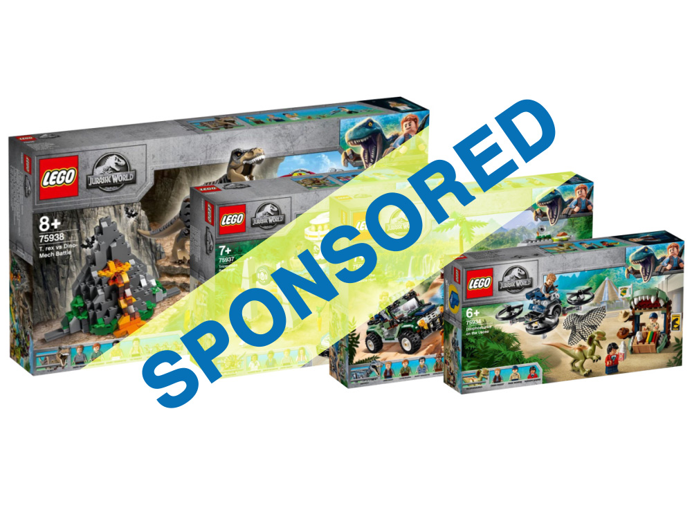 Sponsored by The Lego Group