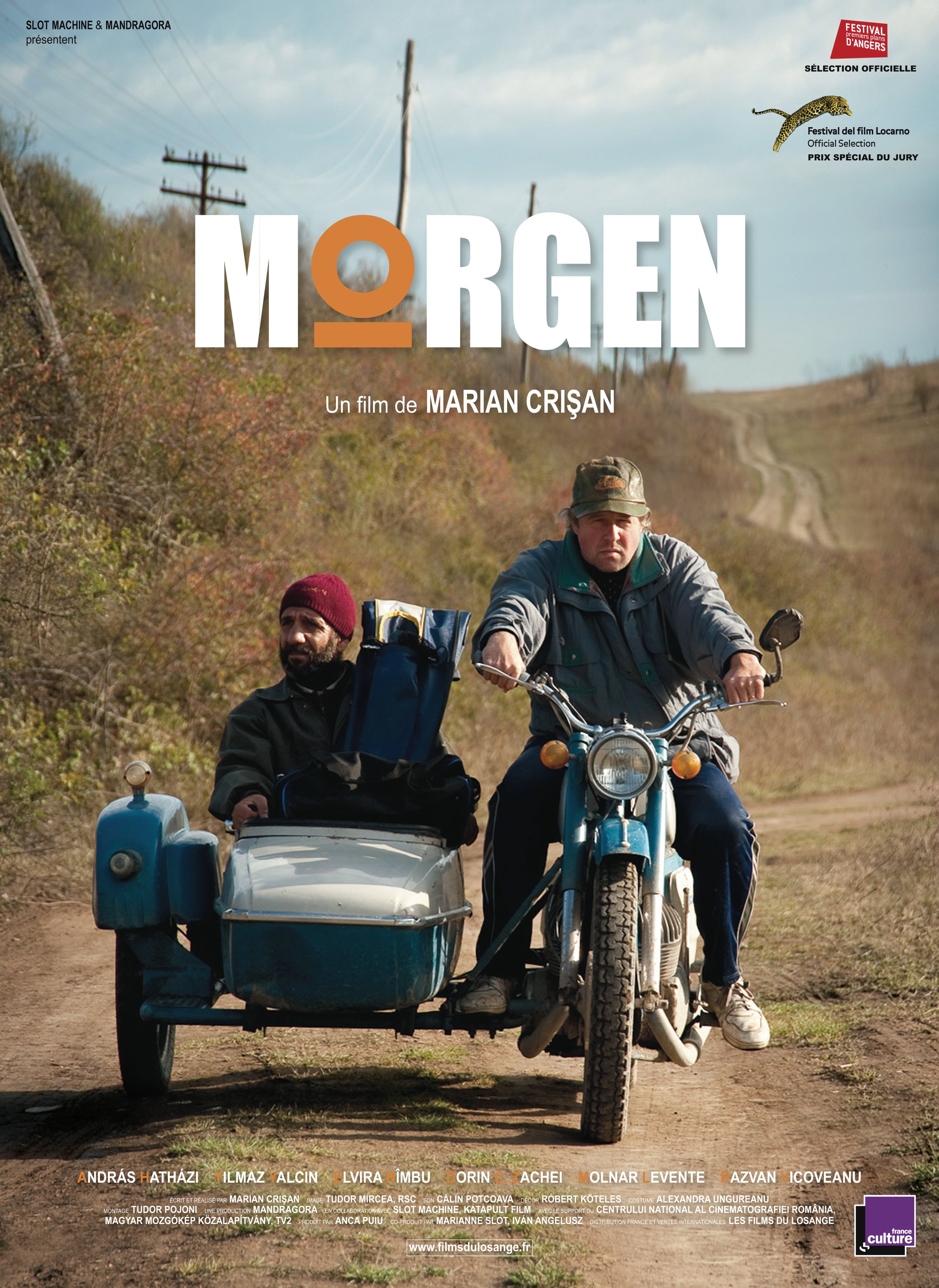 Morgen  by  Marian Crisan