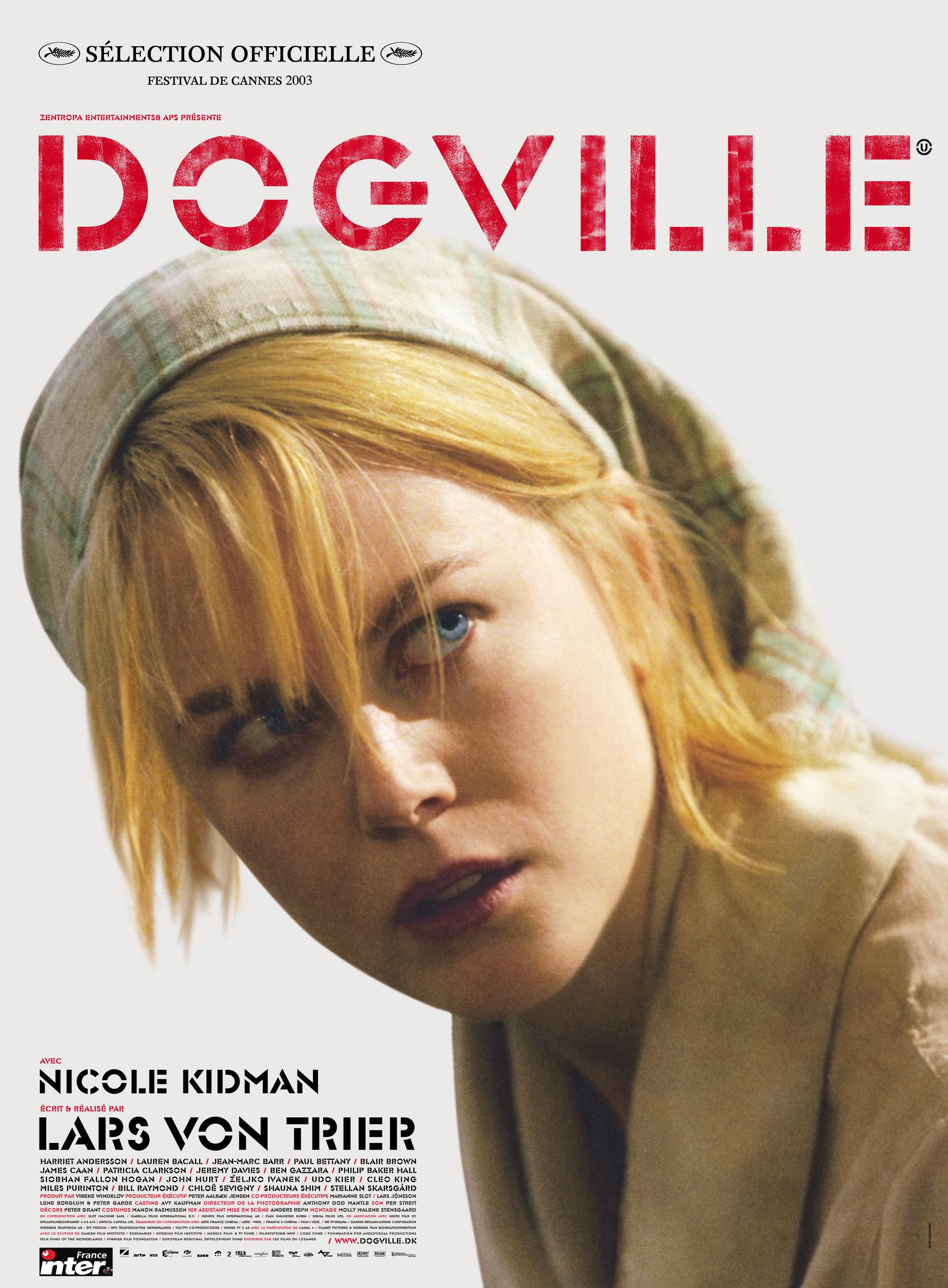 Dogville  de  Lars Von Trier