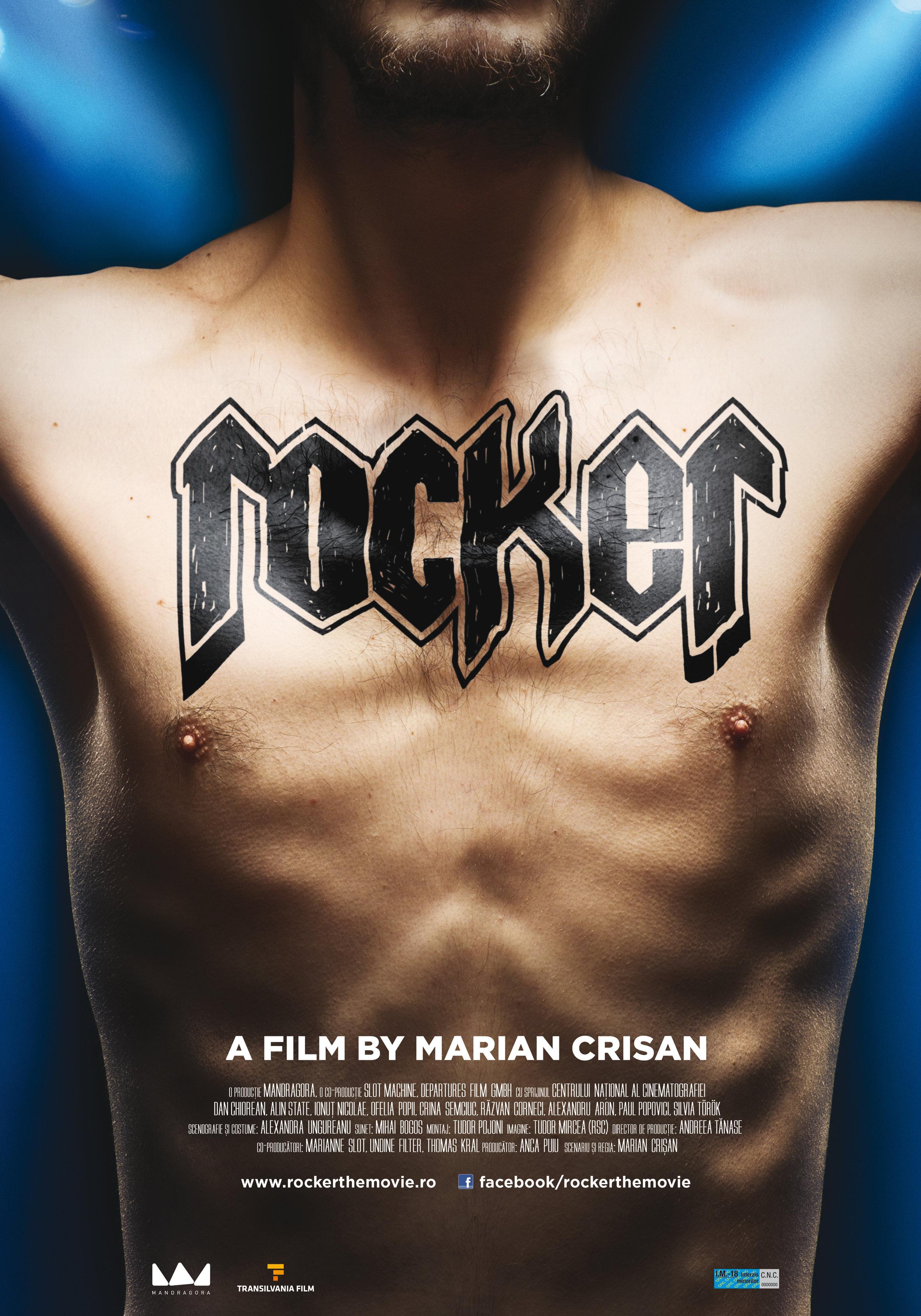 Rocker  by  Marian Crisan