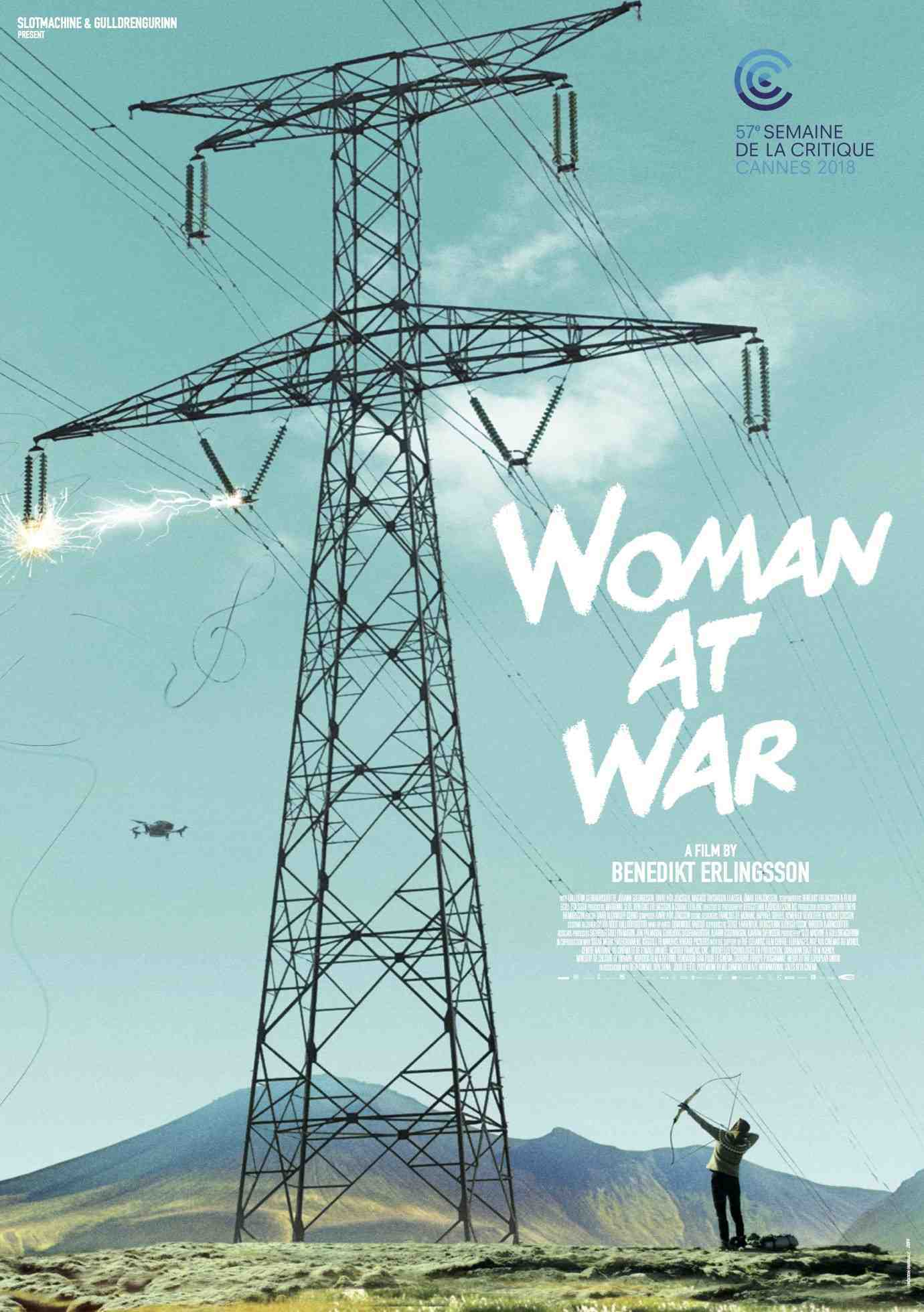Woman at War  by  Benedikt Erlingsson
