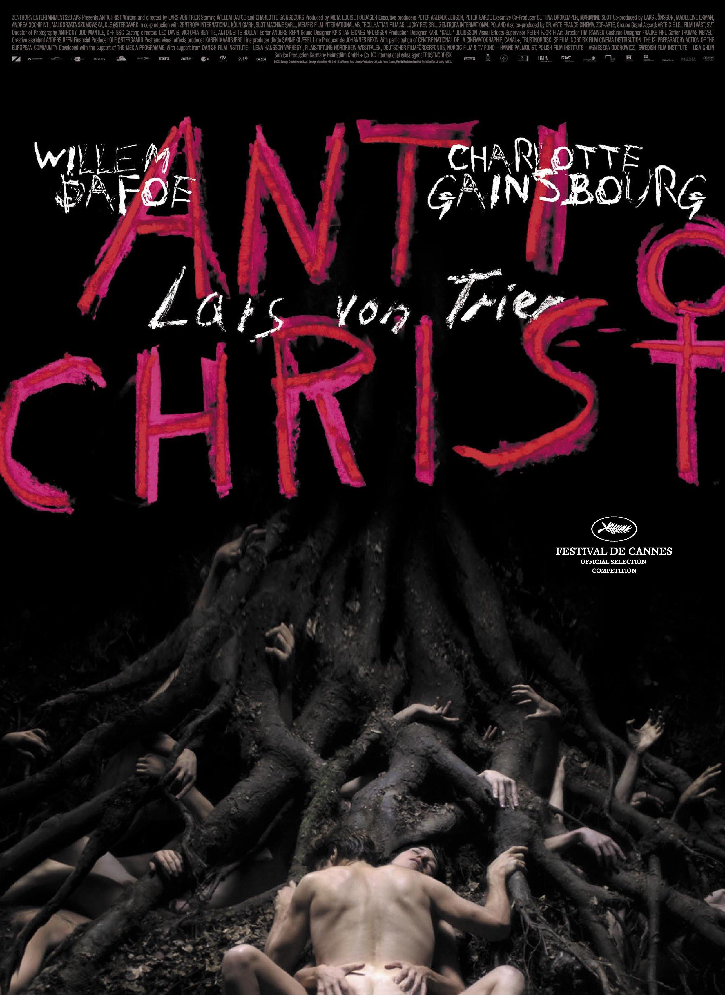 Antichrist  by  Lars Von Trier
