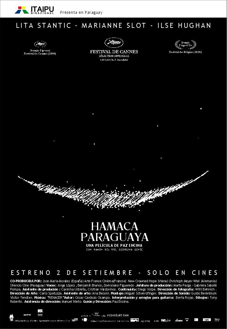 Hamaca Paraguaya  by  Paz Encina